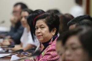 Dinky Soliman, a true public servant