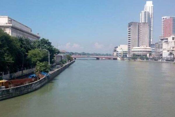 SMC, gov't break ground on P95-B Pasig river expressway project